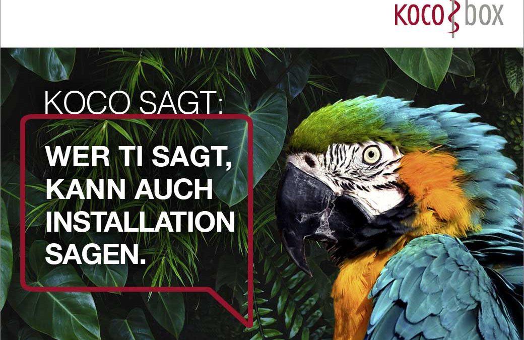 kocobox – Wir bringen Sie in die Telematikinfrastruktur.