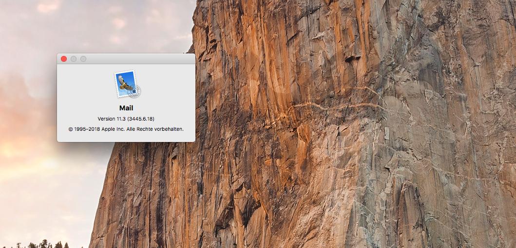 IMAP-Account einrichten unter Apple Mail